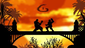 Бой с тенью 3 картинки игра